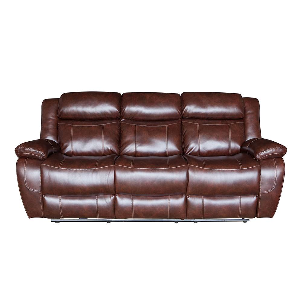 Reasonable price for Leather Corner Recliner Sofa -