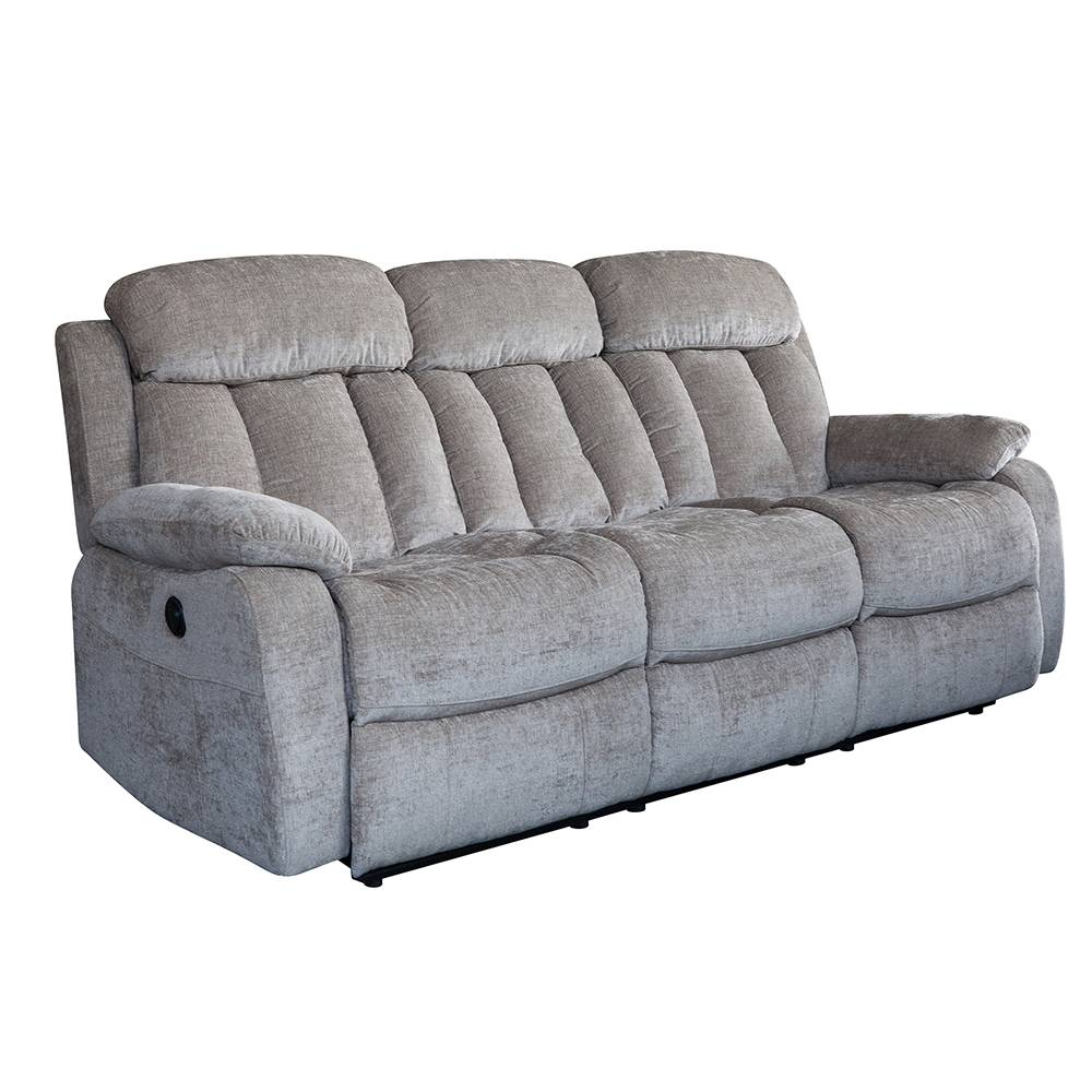 Wholesale cheap 1+2+3 fabric home theatre sofa recliner