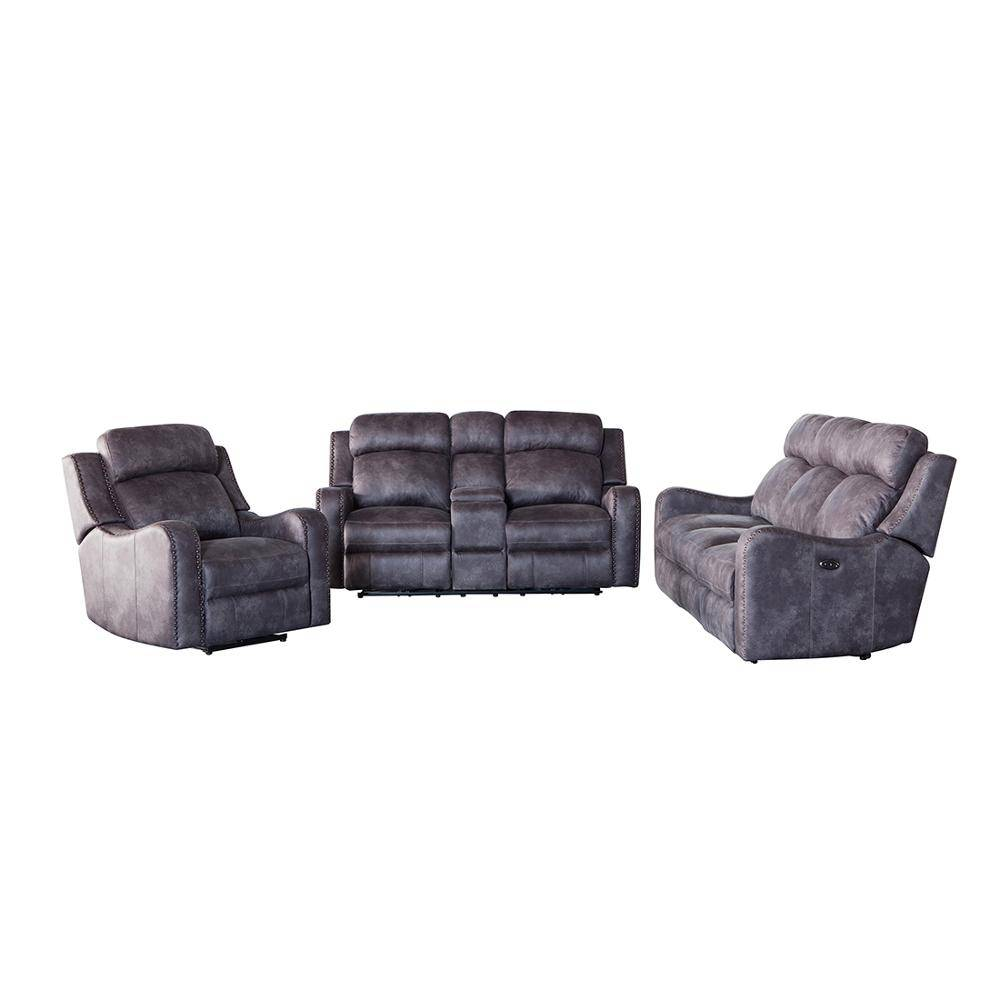 Custom living room furniture american style modern design recliner sofa