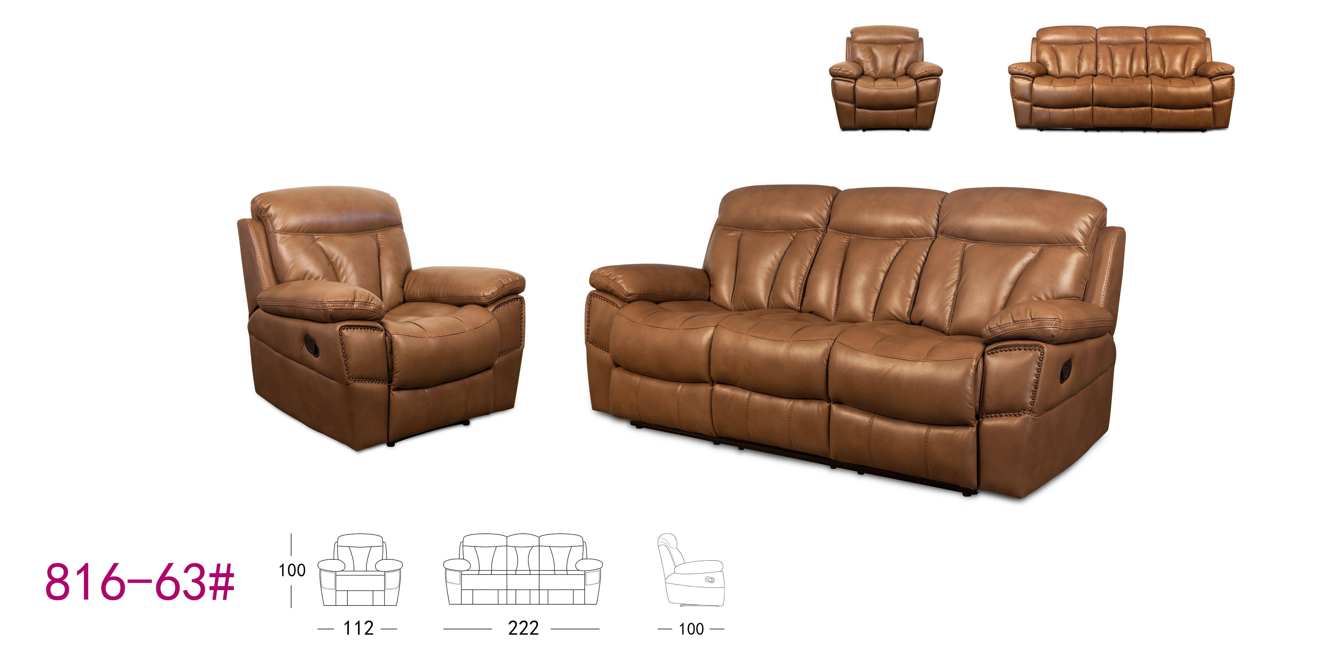 Latest recliner sofa sectional,sectional sofa leather modern
