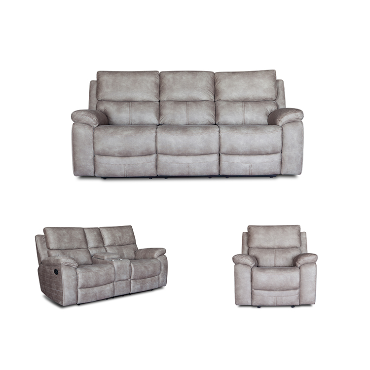 Factory wholesale relax massage furniture living room recliner sofa