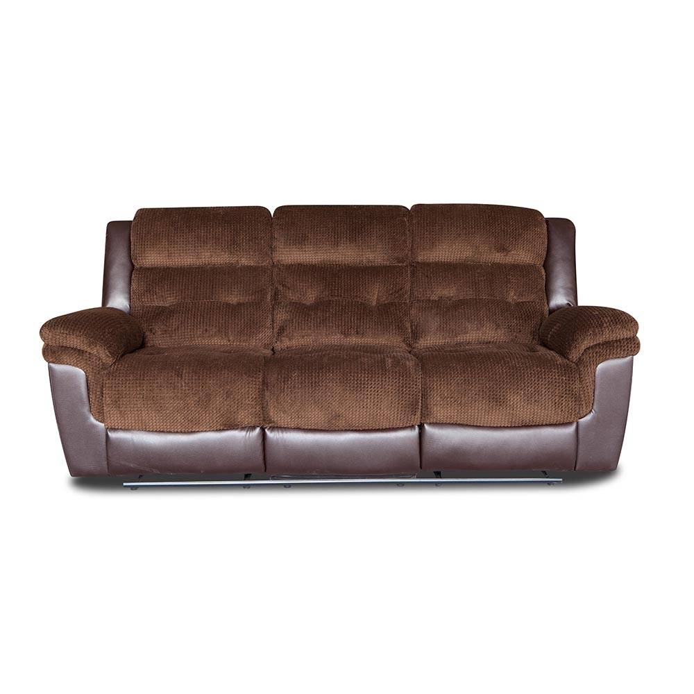 Cheap high quality modern recliner  fabric sofa