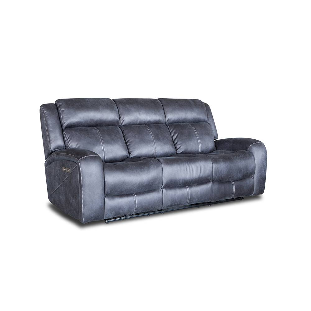 Hot selling comfortable electric leather home recliner sofa