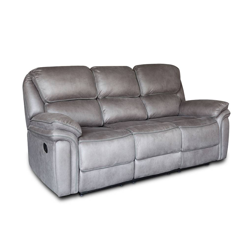 American style furniture recliner sofa genuine leather Featured Image