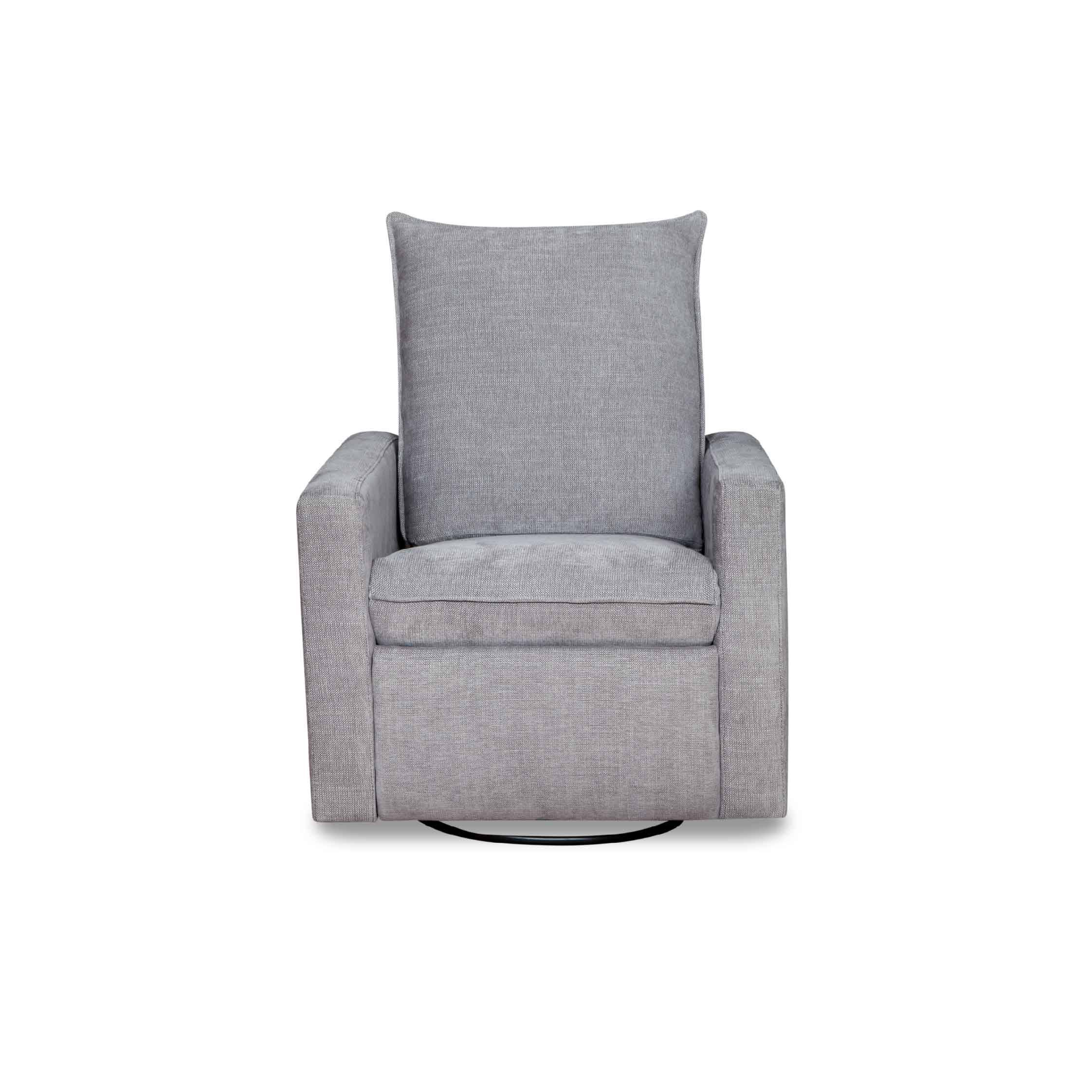 Household furniture modern relaxing electric swivel recliner chair