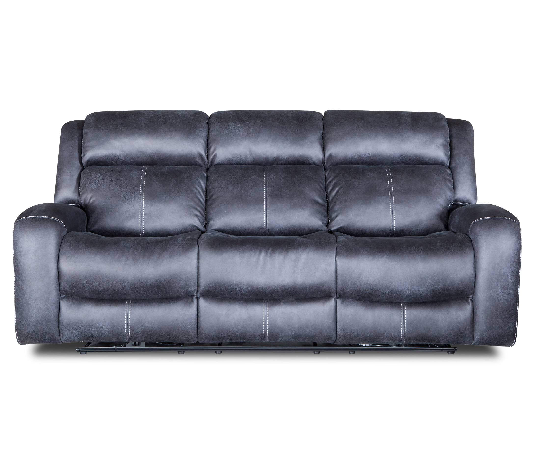 Hot Selling Modern Design Rocker Leather Recliner Sofa