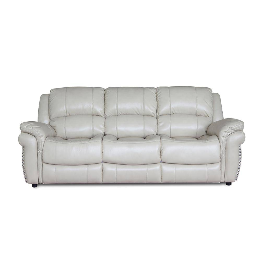American modern style genuine leather recline sofa,living room furniture sets