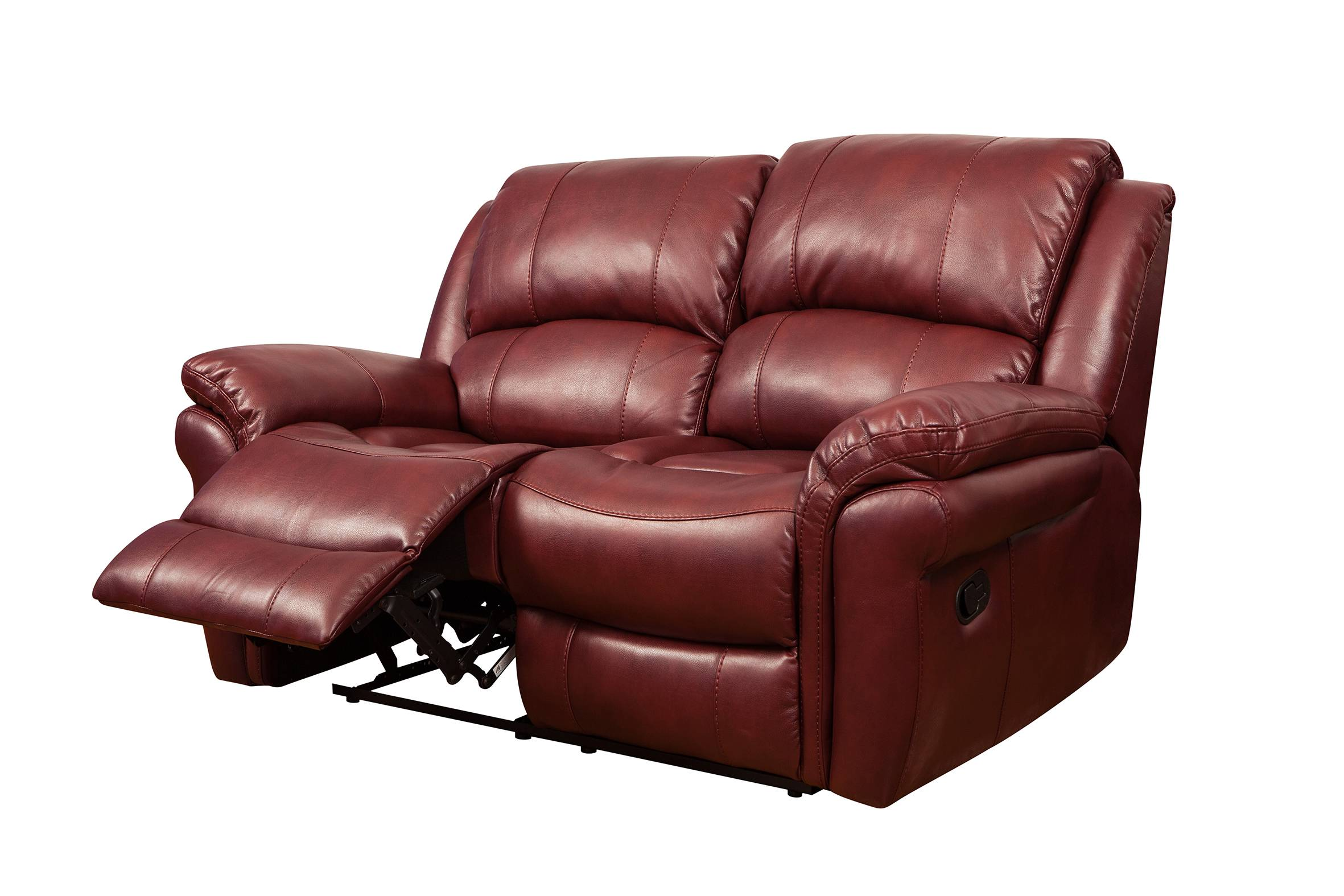 New creation healthy design top grade leather recliner sofa with massage