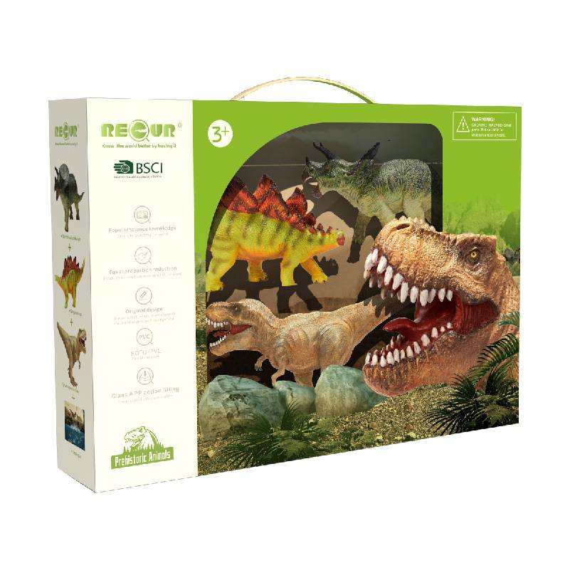 3pc dinosaurus gift set Featured Image