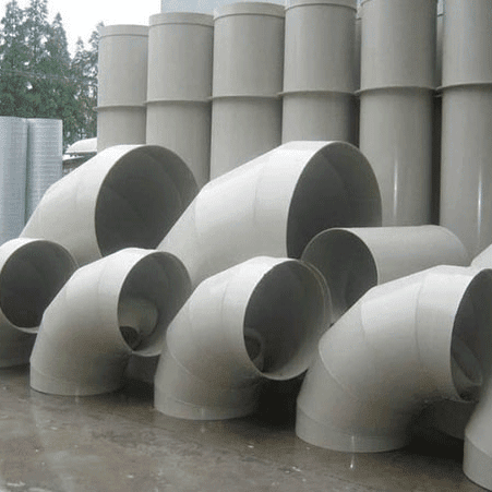 Best-Selling Acid And Alkali Vertical Pump Factory - PP elbow – Hong Sheng detail pictures