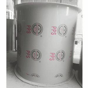 PPS flame retardant duct