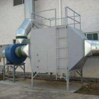 Newly Arrival Cartridge Dust Extraction Systems - PVC activated carbon adsorption tower – Hong Sheng