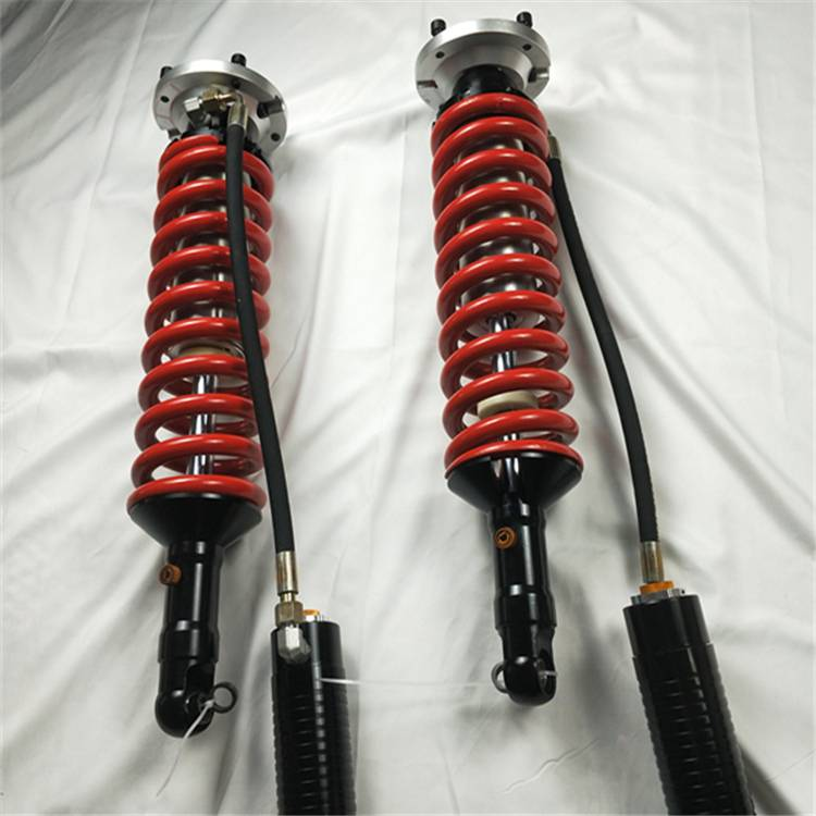 4×4 offroad coilover shock absorber supplier compression+high/low speed+rebound adjustable suspension set for landcruiser 200