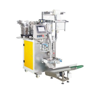 Automatic Machine Screw Packing Machine for Small Bag