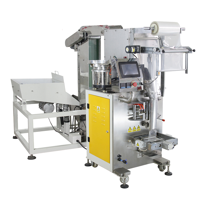 8 Years Manufacturer Big bag hardware accessories counting packaging machine
