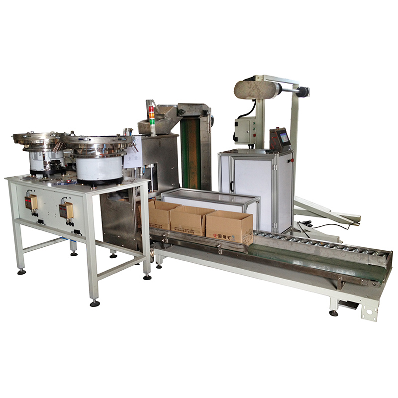 Newly Arrival Carton hardware accessories weighting packaging machine In Guyana