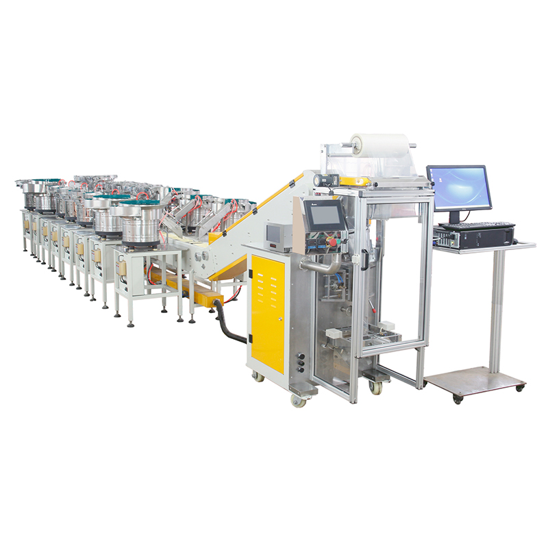 8 Years Manufacturer Mixed hardware accessories counting packaging machine UAE
