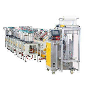Multi-variety Auto Counting Packing Machine for Furniture Industry