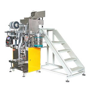 Screw Nuts Weighing Counting Packing Machinery for One and Multiple Items
