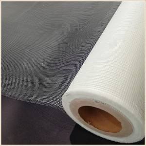 Polyester laid scrims for multiple reinforcement application