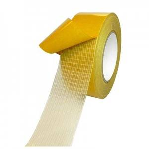 Double faced or double sided laid scrims tape