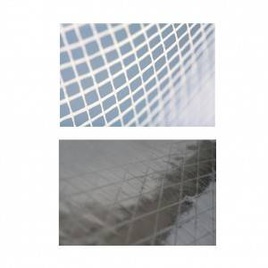 OEM Supply Radiant Foil Breathable Sarking - Non-woven laid scrims mesh for Insulation Facing Reinforcement – Ruifiber