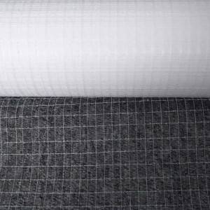 Polyester mesh fabric Laid Scrims for medical hand towel