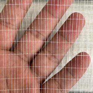 Polyester stretch mesh fabric Laid Scrims for Adhesive Tape