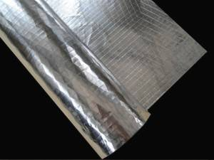 China Factory for Double Sunscreen Pvc Banner - Fiberglass mesh laid scrim mesh fabric for reinforced aluminum foil insulation – Ruifiber