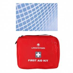 Non-woven laid scrims meshes laminate with cloth mat for first aid kit as reinforcement solutions