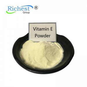 Natural Vitamin E Powder/Liquid