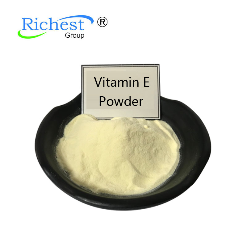 Natural Vitamin E Powder / Liquid Featured Image