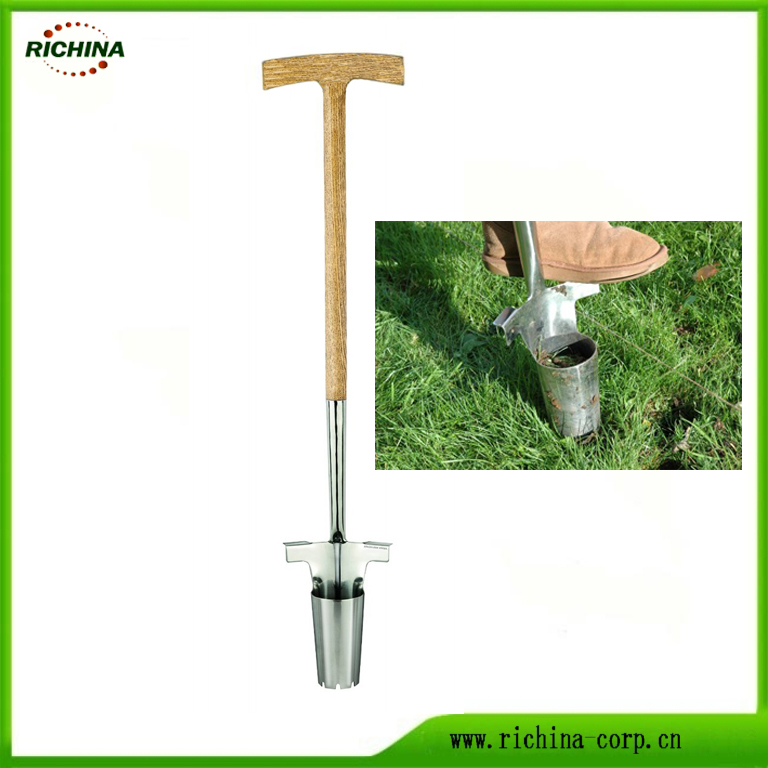 Tools Garden Handle Long Planter Bulb