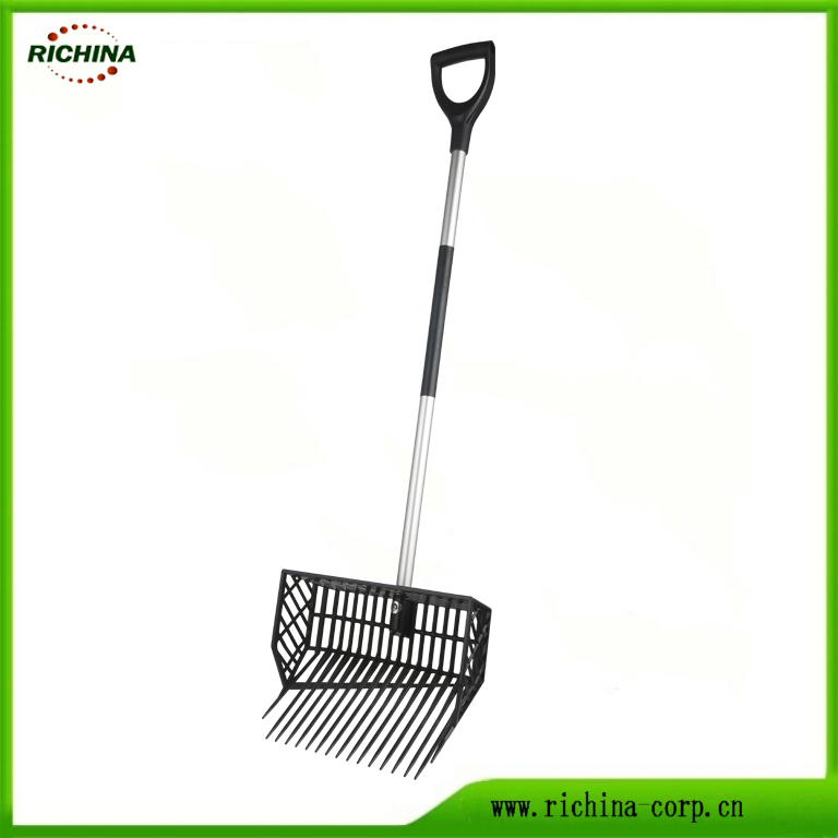 Pataba at Bedding Hay Fork para Replacement Head