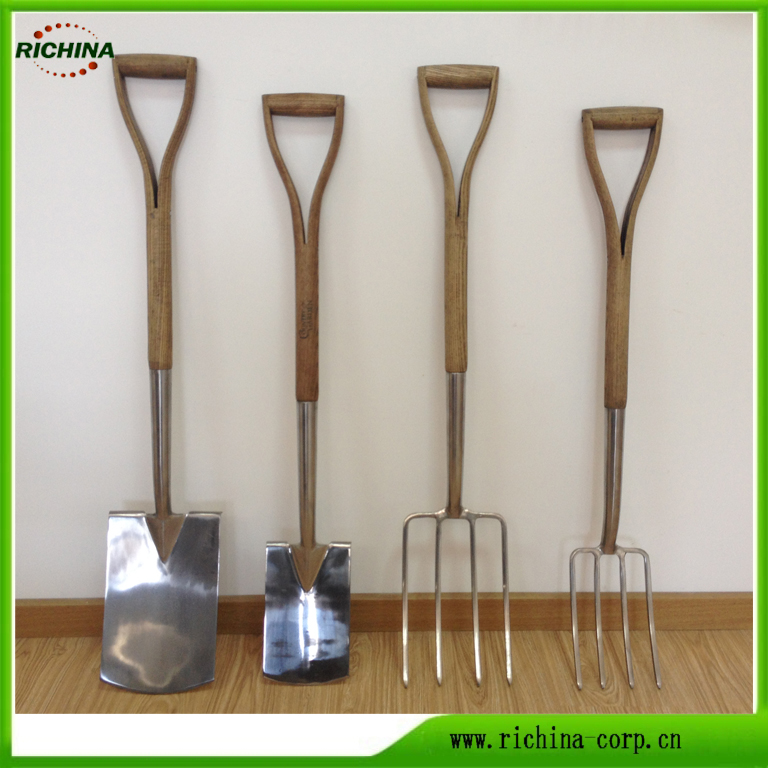 UK Garden Stainless Digging Spades û Forks