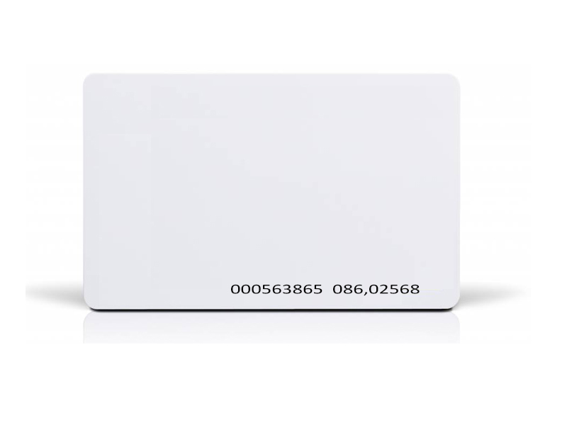 LF 125KHz /134.2KHz RFID Card Featured Image