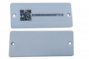 RFID HF/UHF On-metal RFID Tag