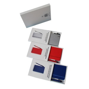 PU cover Notebook with pen
