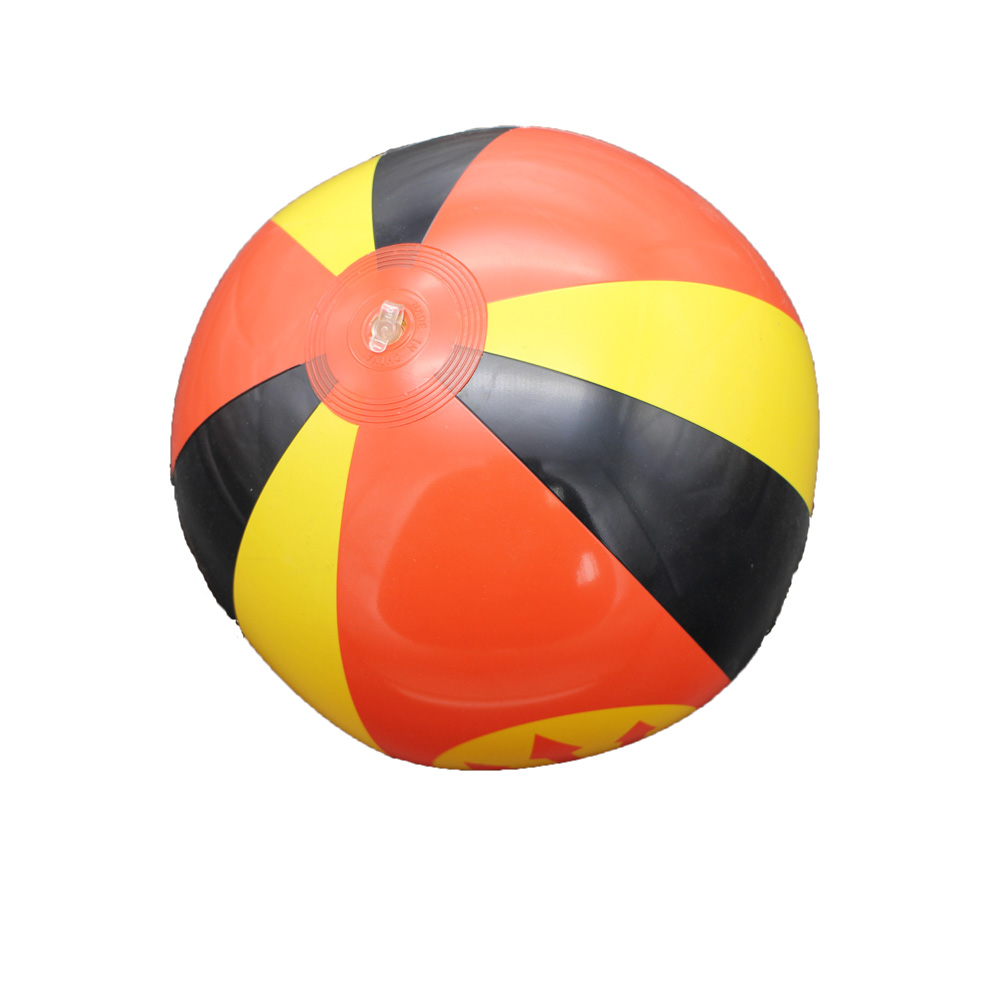 custom logo size packing pvc toy ball
