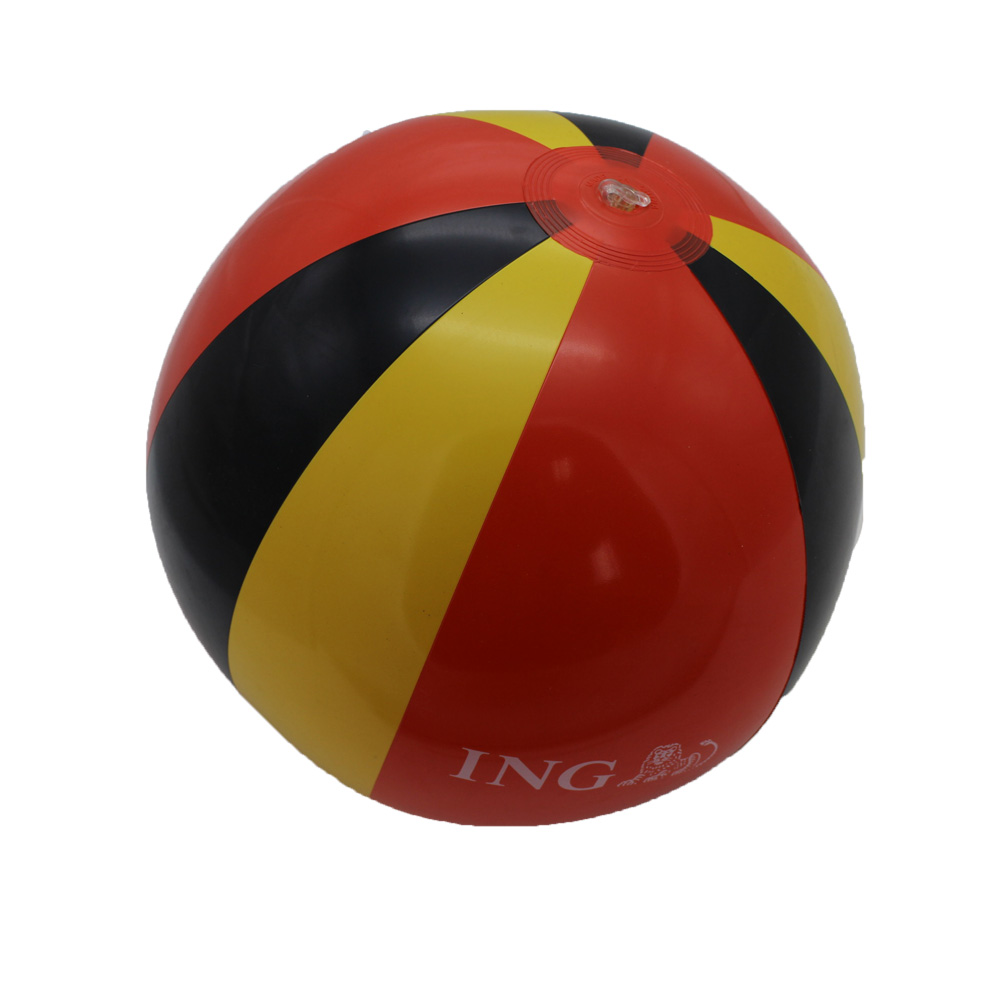 custom logo size packing pvc toy ball Featured Image