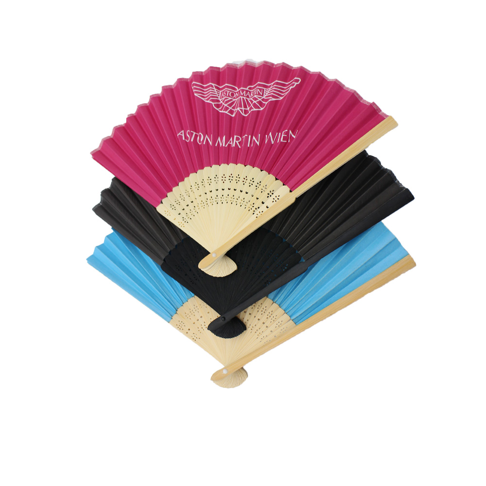 Festival wooden folding fan Featured Image