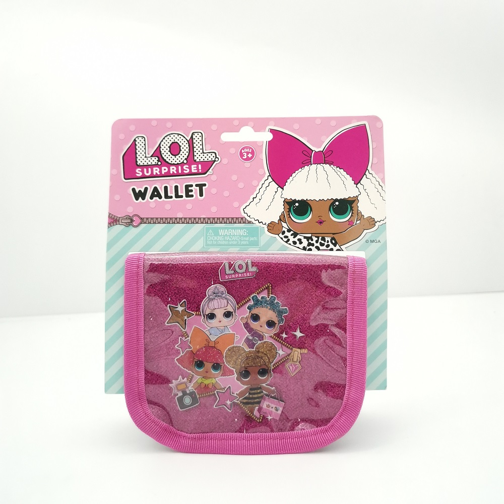 LOL Wallet,LOL Pvc wallet,LOL Children's wallet,Disney Wallet,Disney Pvc wallet,Disney Children's wallet Featured Image