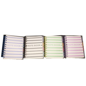 Spiral Notepad ,PVC cover,office