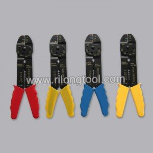 Wire Strippers & Cable Cutters with single color handle