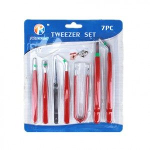 7-PCS Tweezer Sets