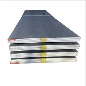 Good Quality Common Carbon Structural Steel Plate -