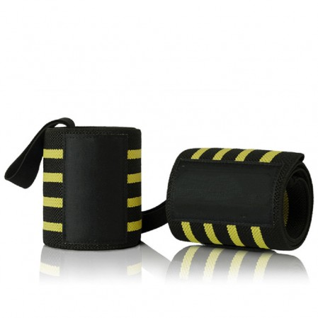 Neoprene Padded Weightlifting Wrist lifting Straps.
