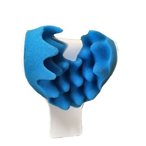 neck and shoulder relaxer neck pain relief massage neck pillow