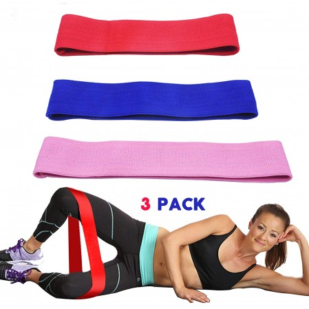 Fabric hip Resistance Band