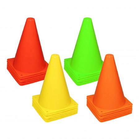Soccer Cones Disc Cone  for Training, Field Cone Markers Football, Kids, Sports